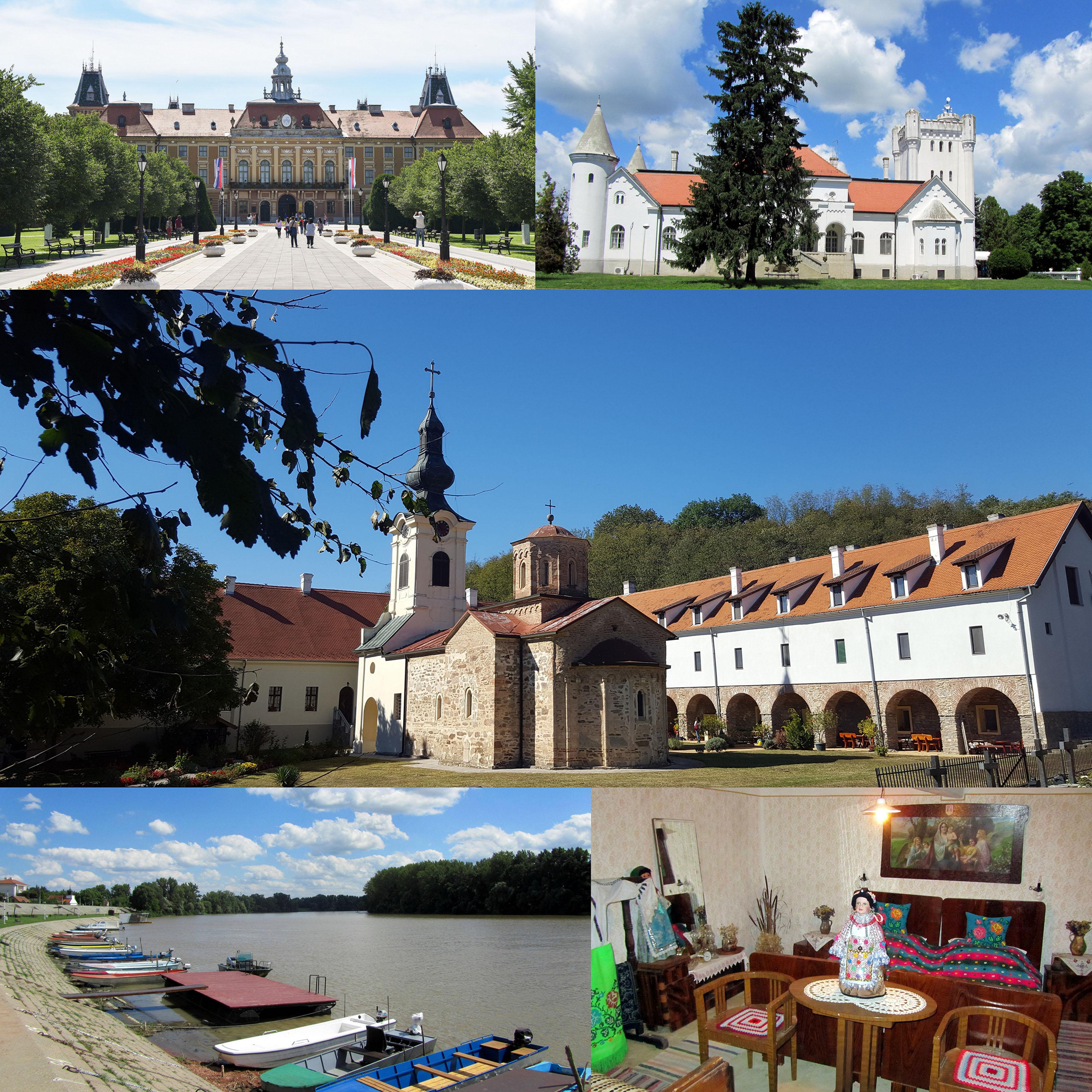 Vojvodina, turisticke destinacije, ISTN