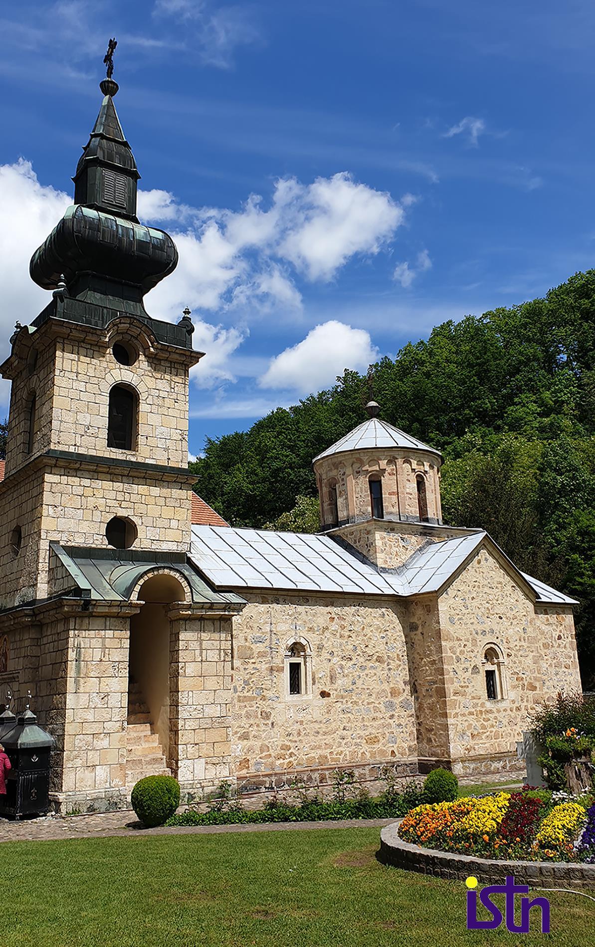 Manastir Tronosa, trsic, ISTN