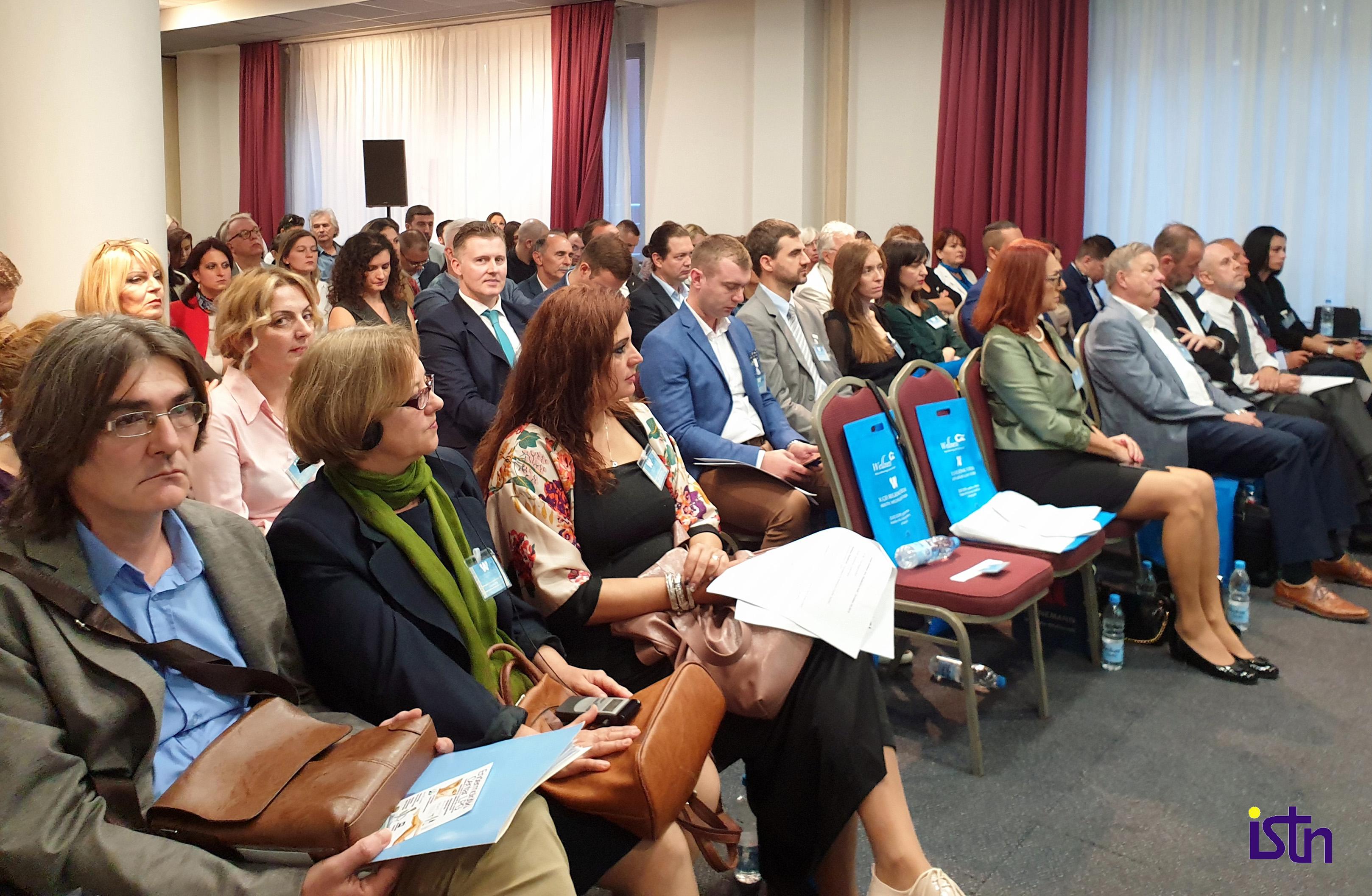 X CEI Regionalni forum wellness&spa turizma, ucesnici, ISTN