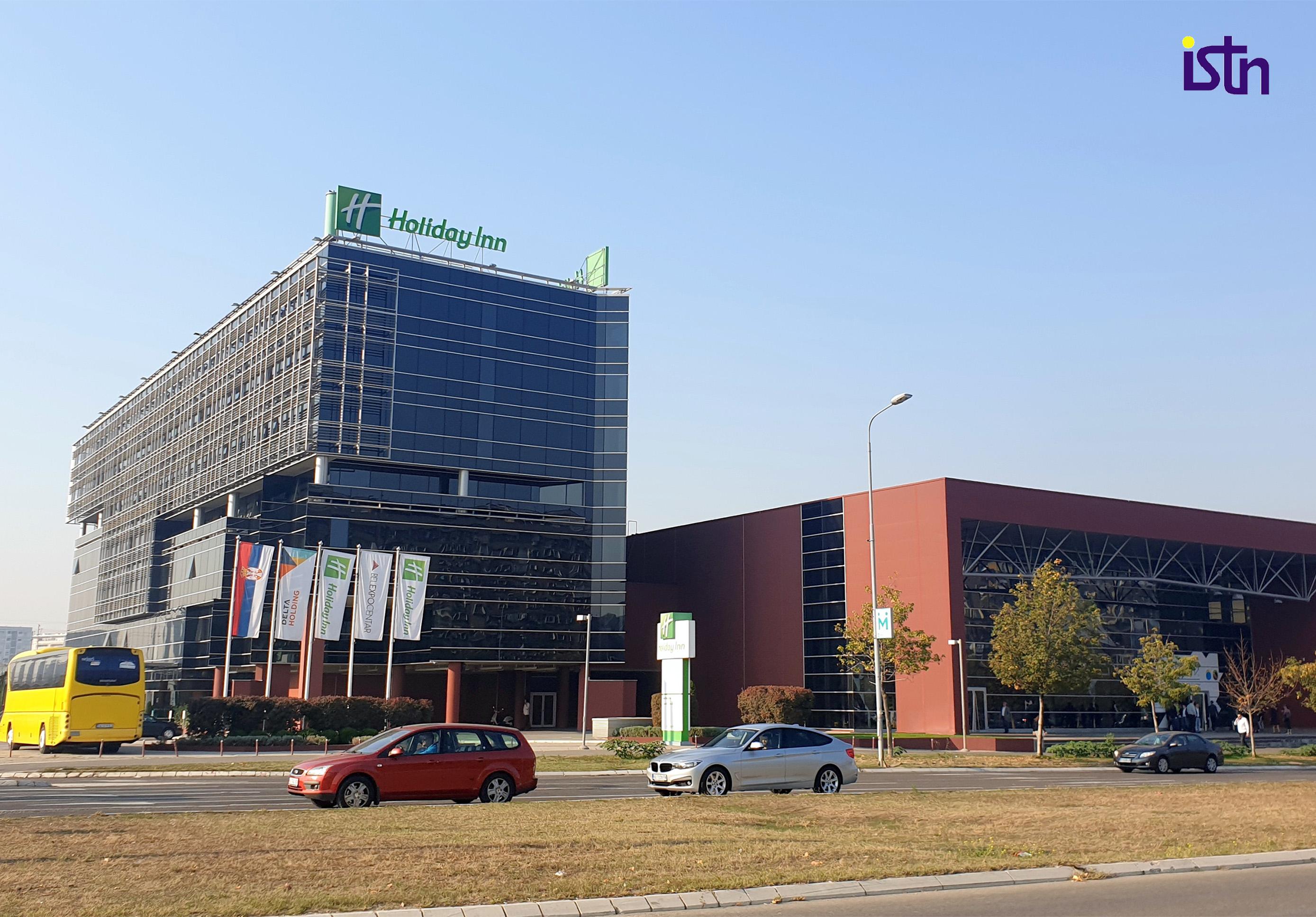 Hotel Holiday Inn Beograd, ISTN