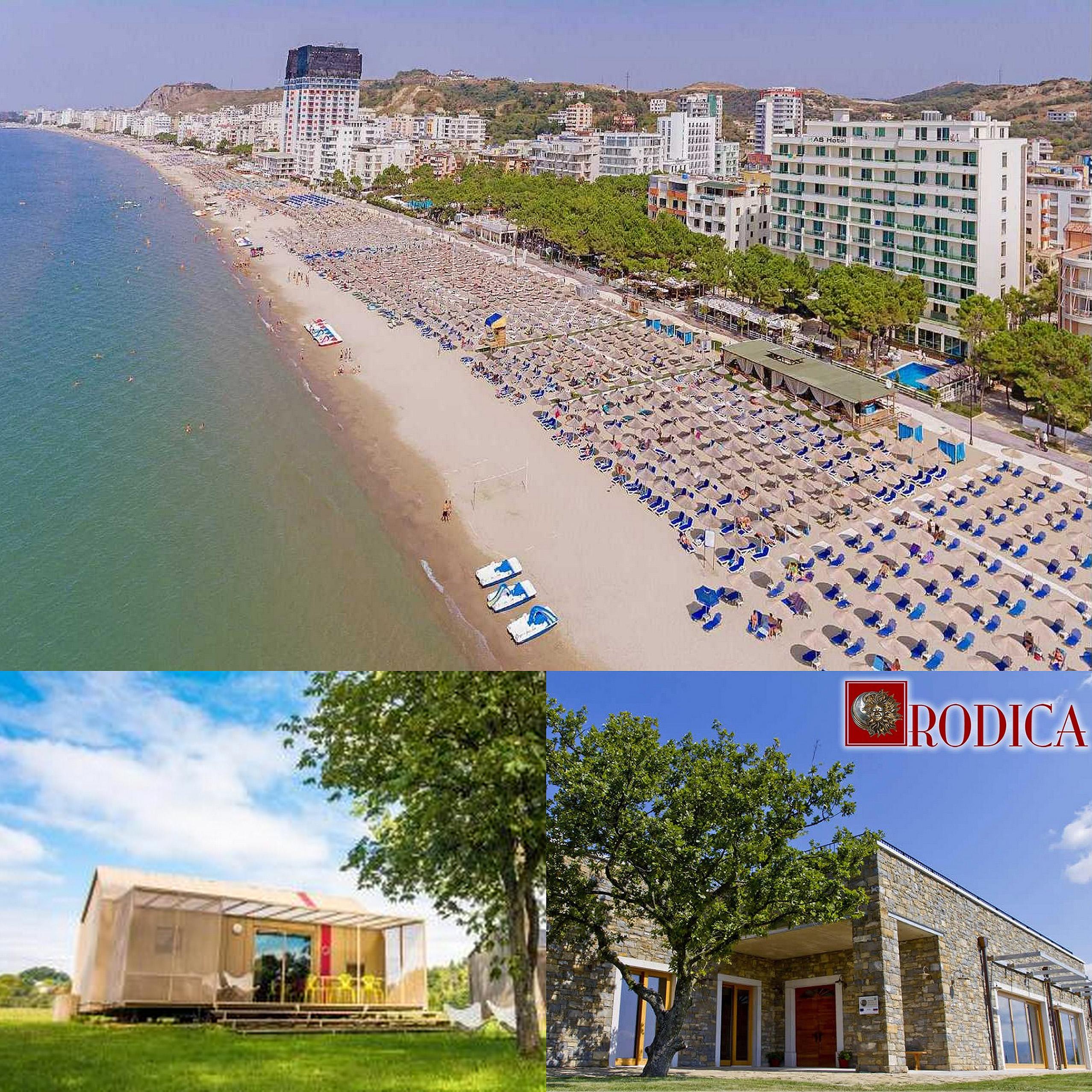 Turisdticka prizma 2019, hoteli harmonija Albvanija,