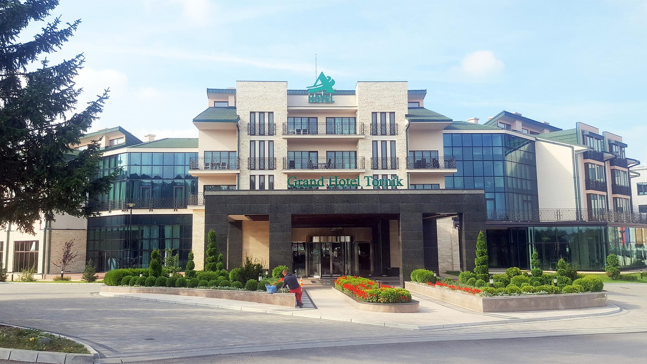 Grand hotel Tornik Zlatibor, ISTN