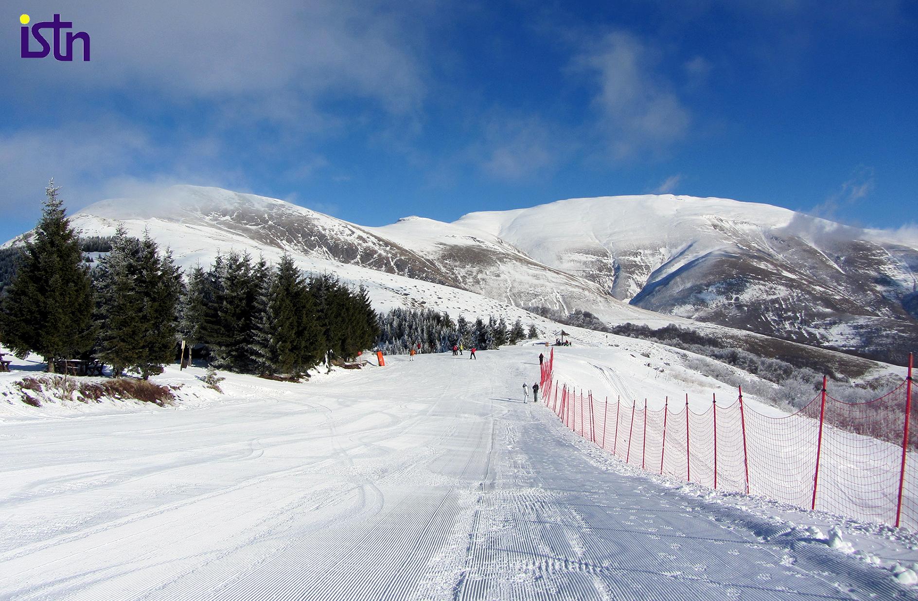 Ski centar Stara planina, ISTN
