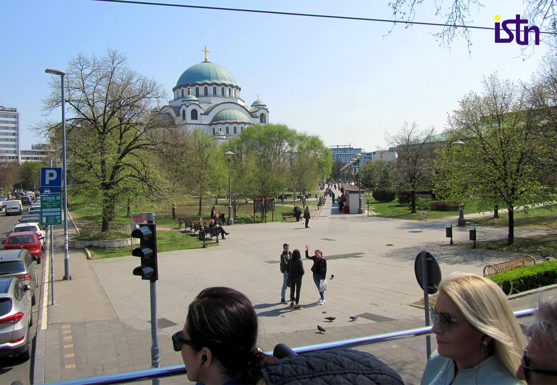 Razgledanje Beograda autobusom, ISTN