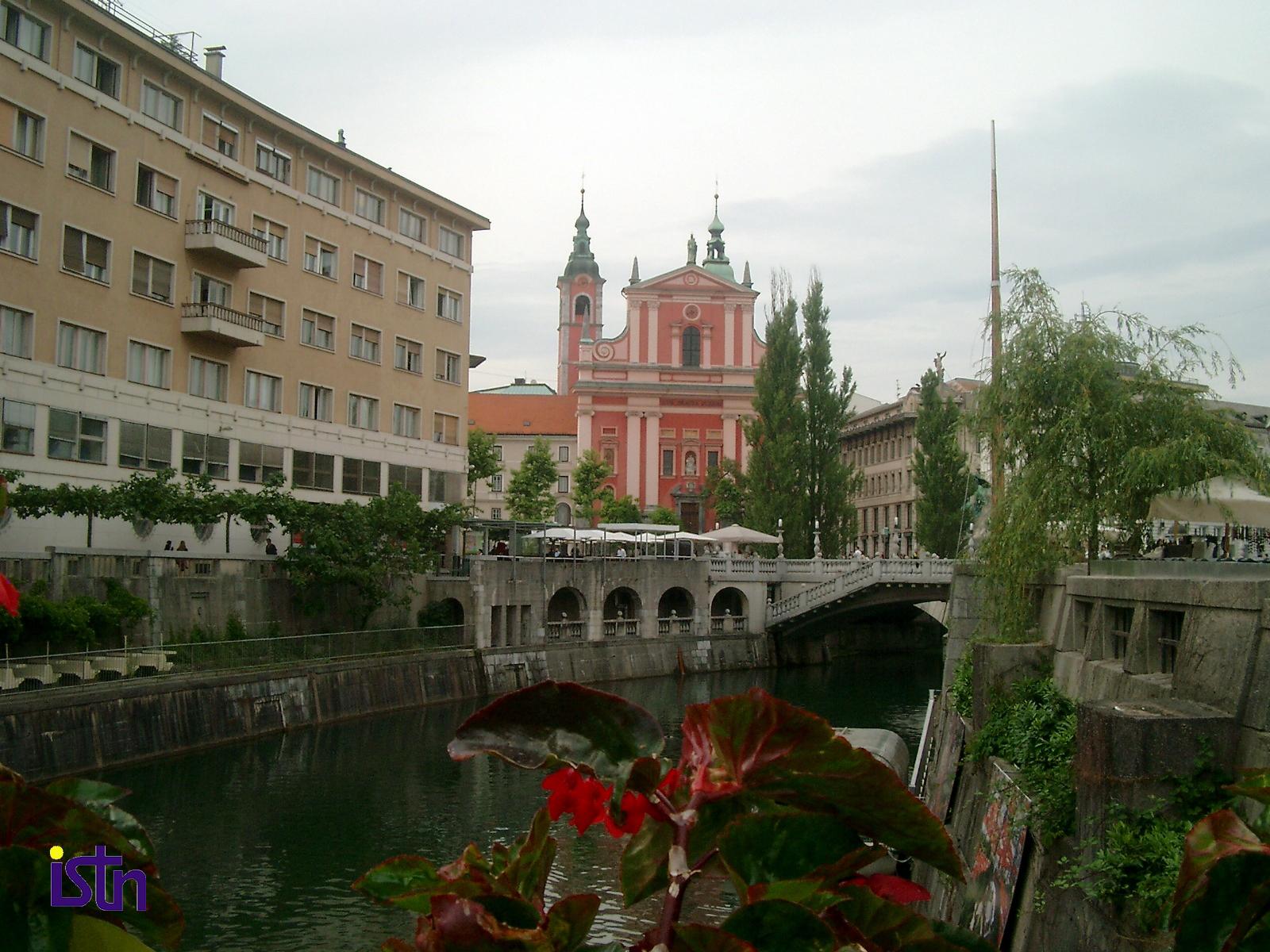 Ljubljana, ISTN