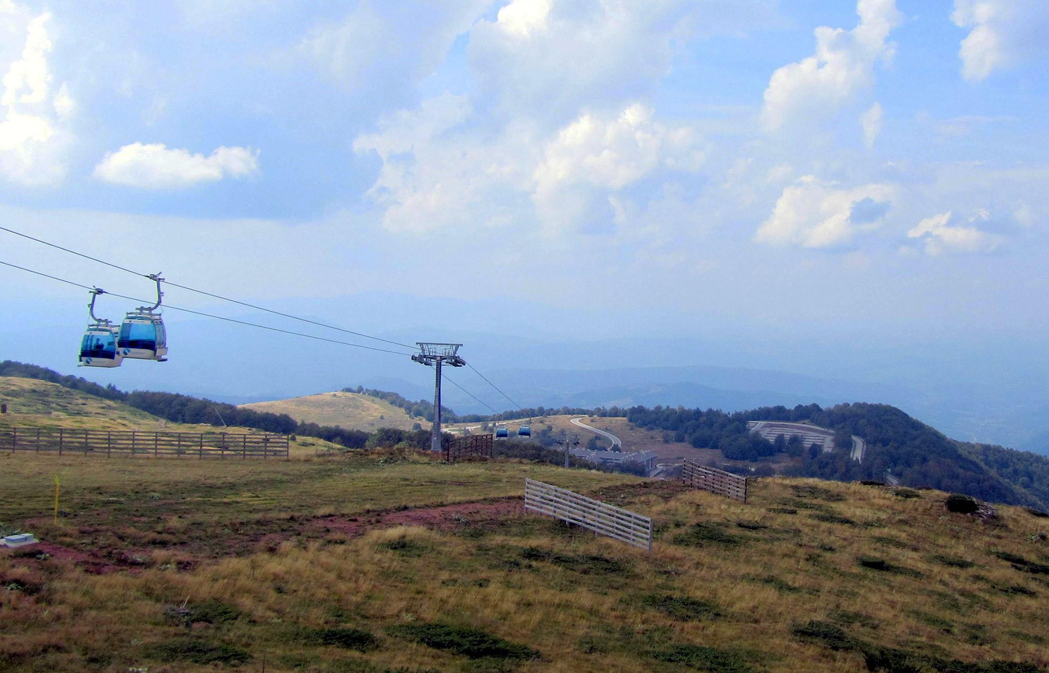 Starav planina, ISTN