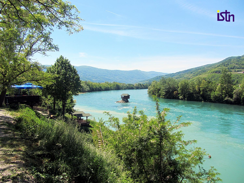 Bajina Basta, reka Drina, ISTN