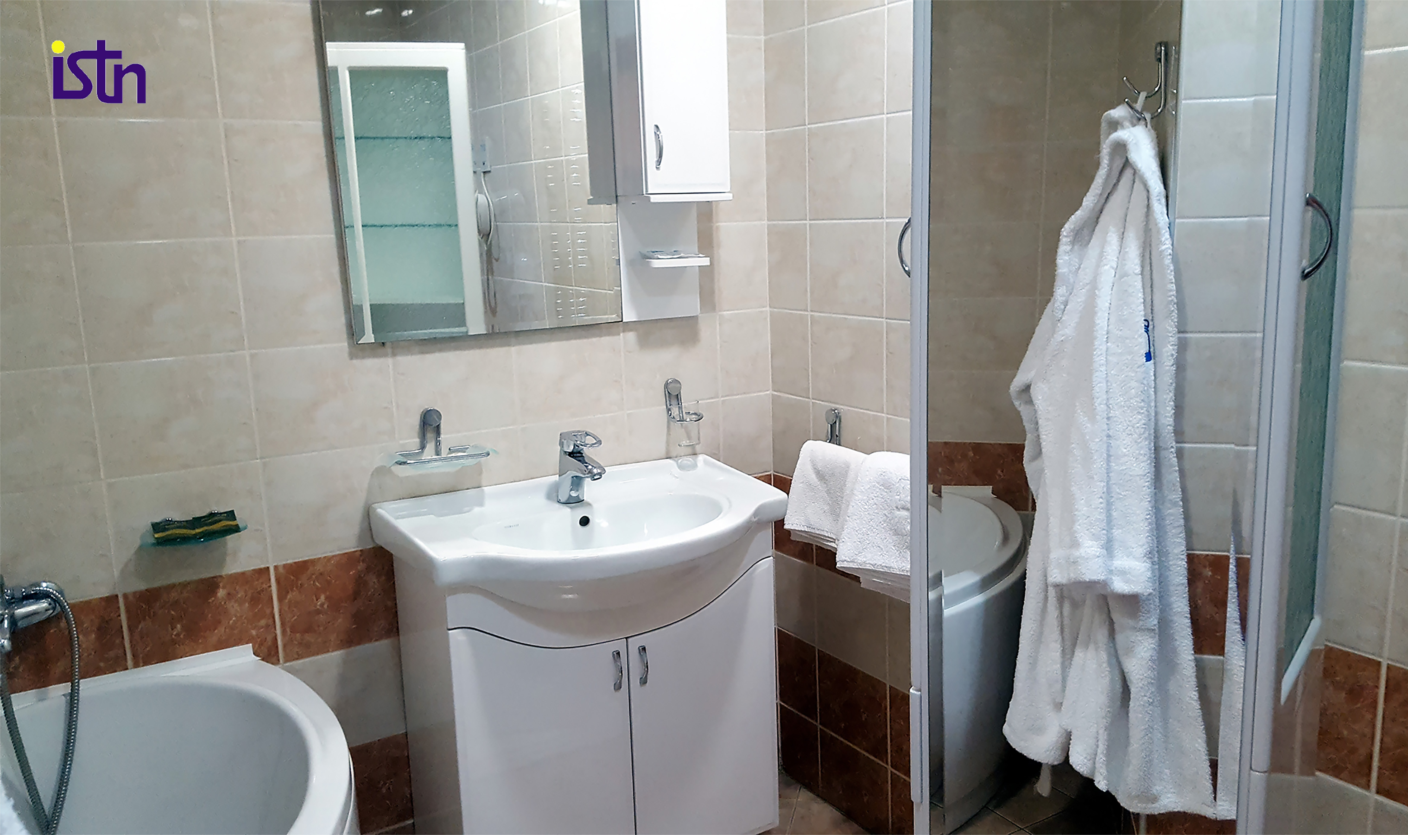 Kanjiza, hotel Aquamarin, ISTN