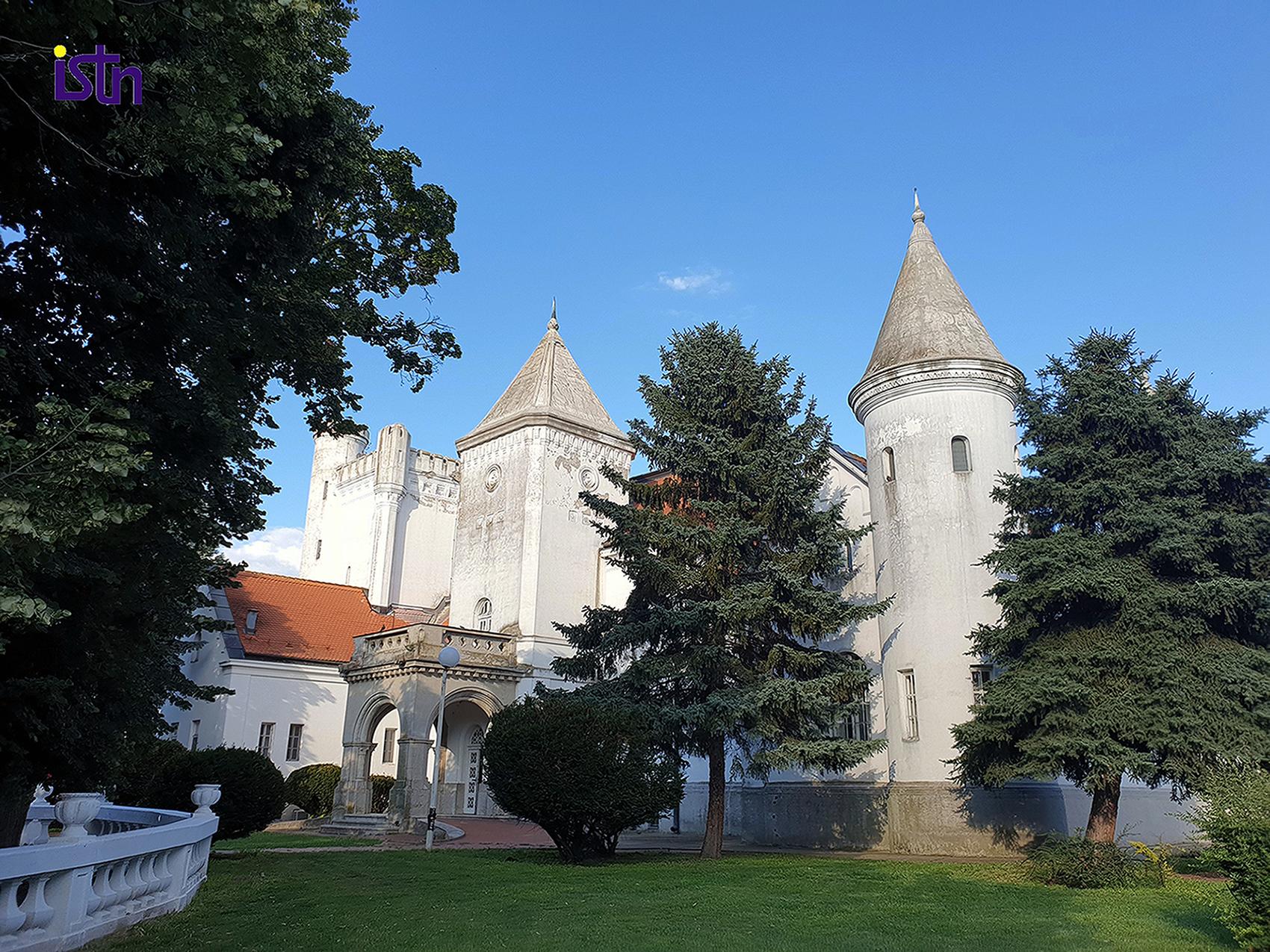 Dvorac Fantast Novi Becej, ISTN