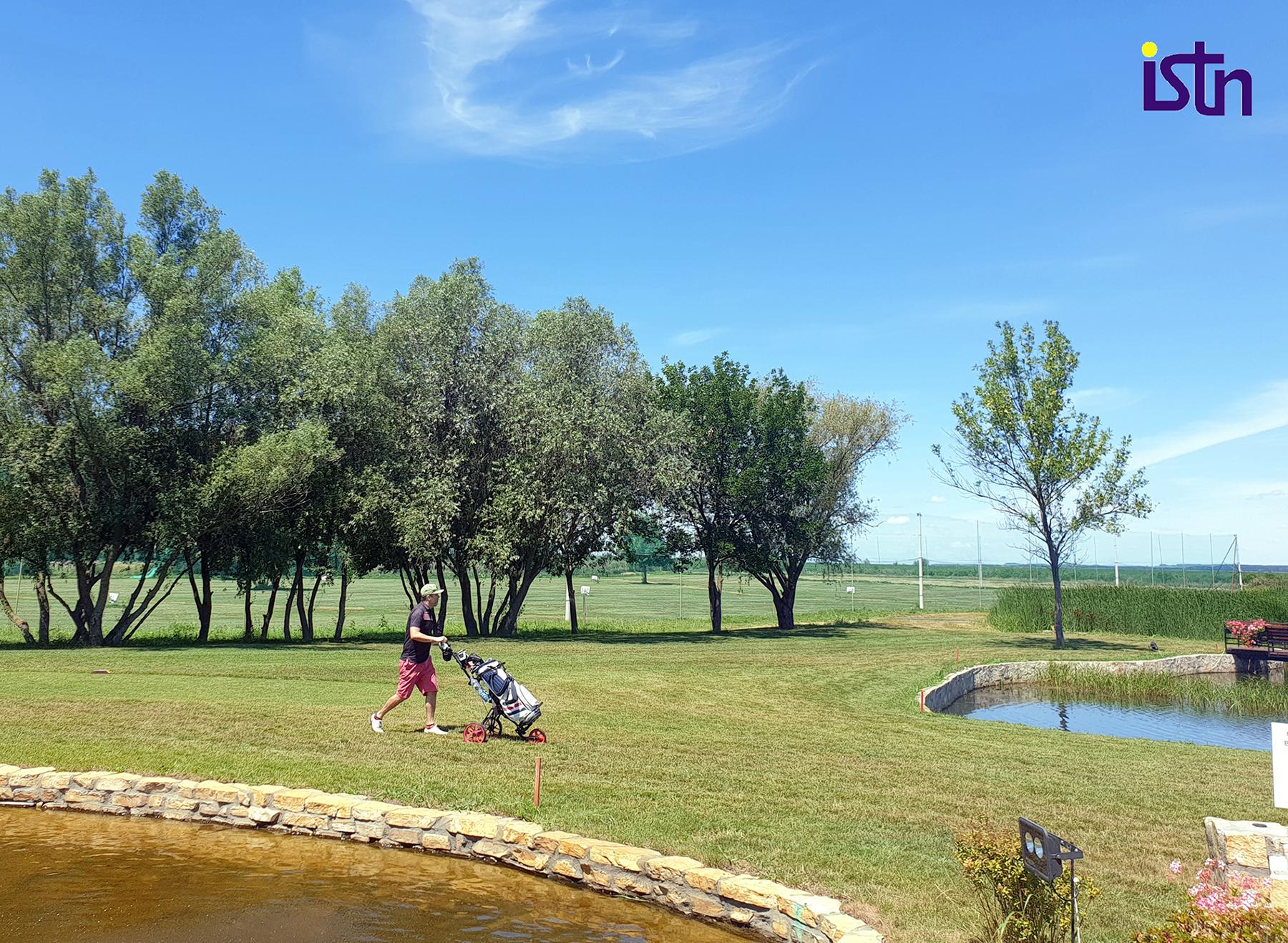 Golf klub Centar, Zabalj, ISTN