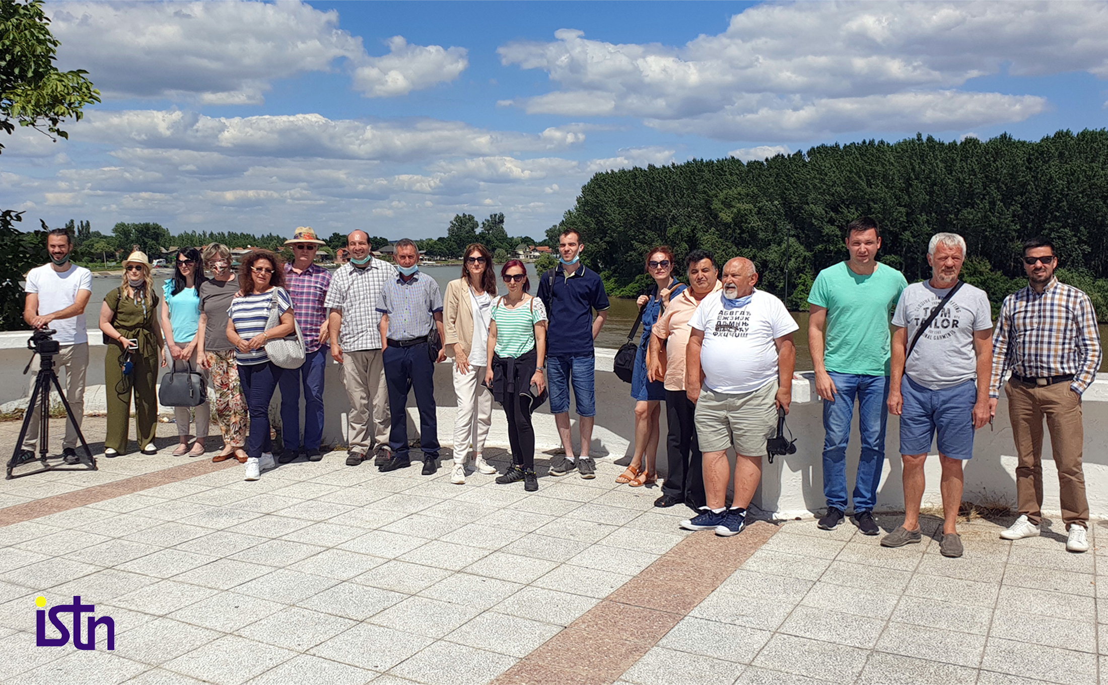Predstavnici projekta IDENTIS i turisticki novinari obilaze Potisje, ISTN