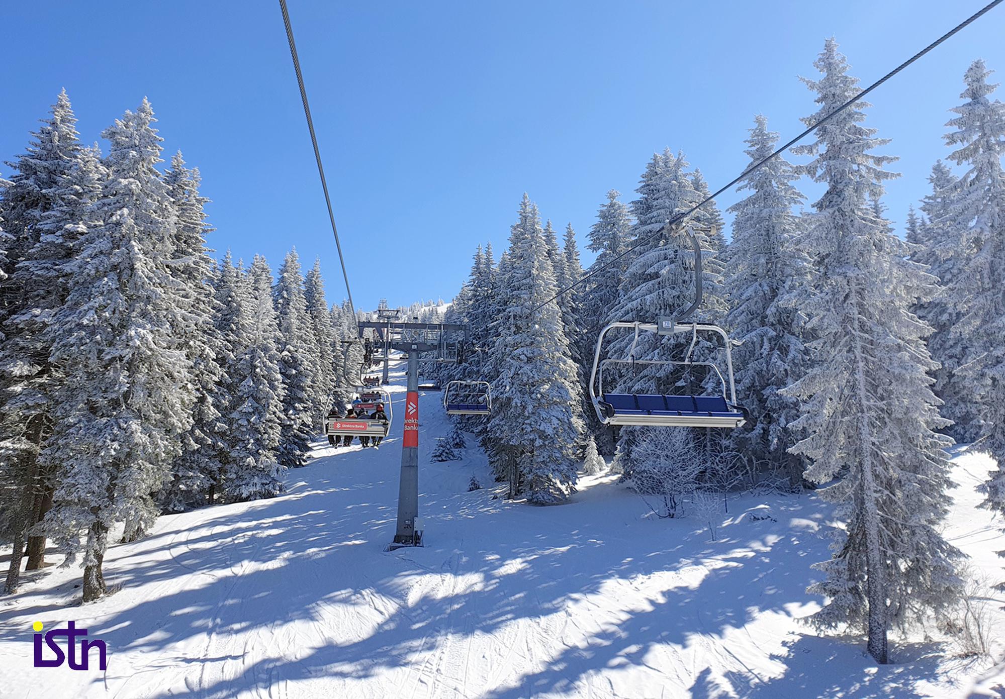 Ski centar Kopaonik, ISTN