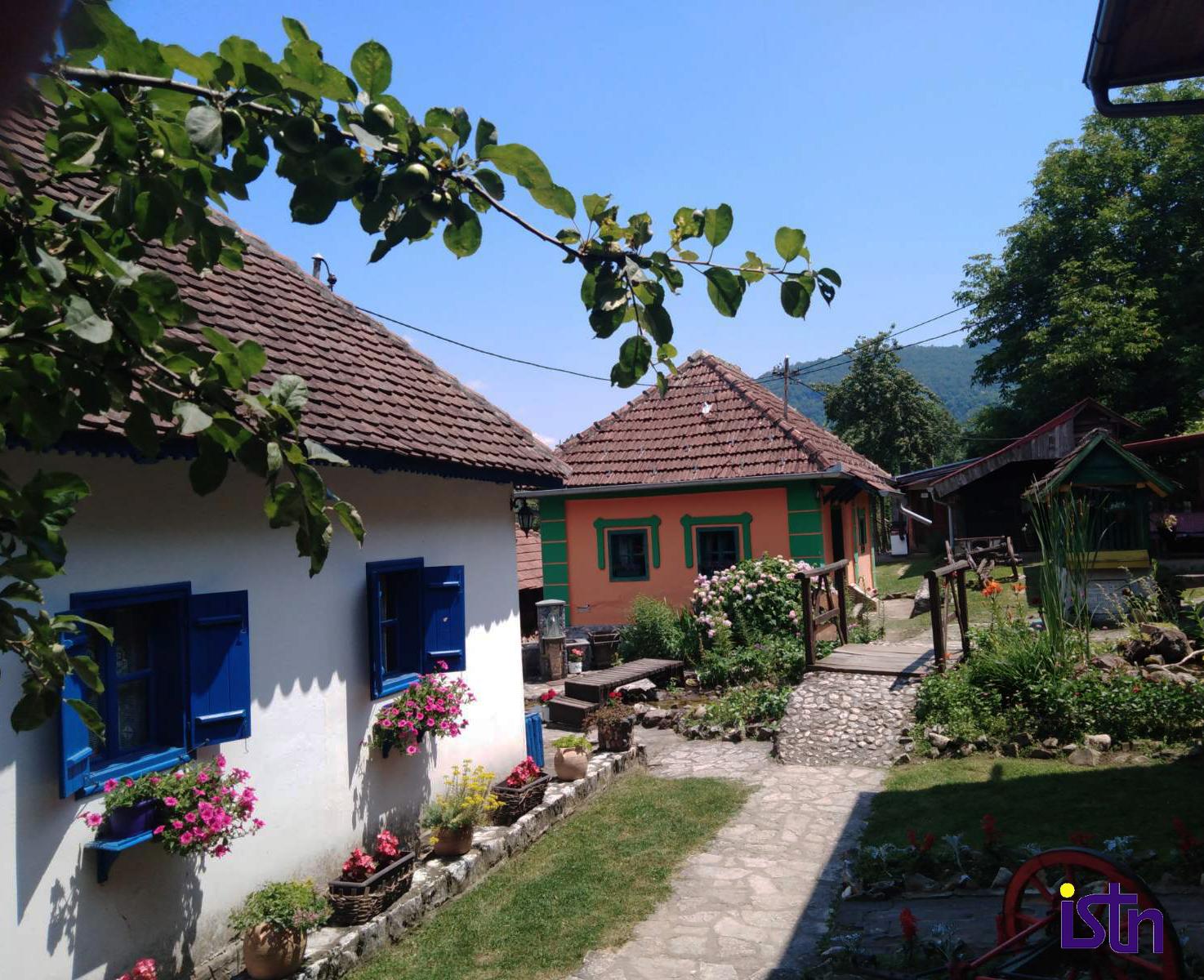 Selo Zlakusa, ISTN