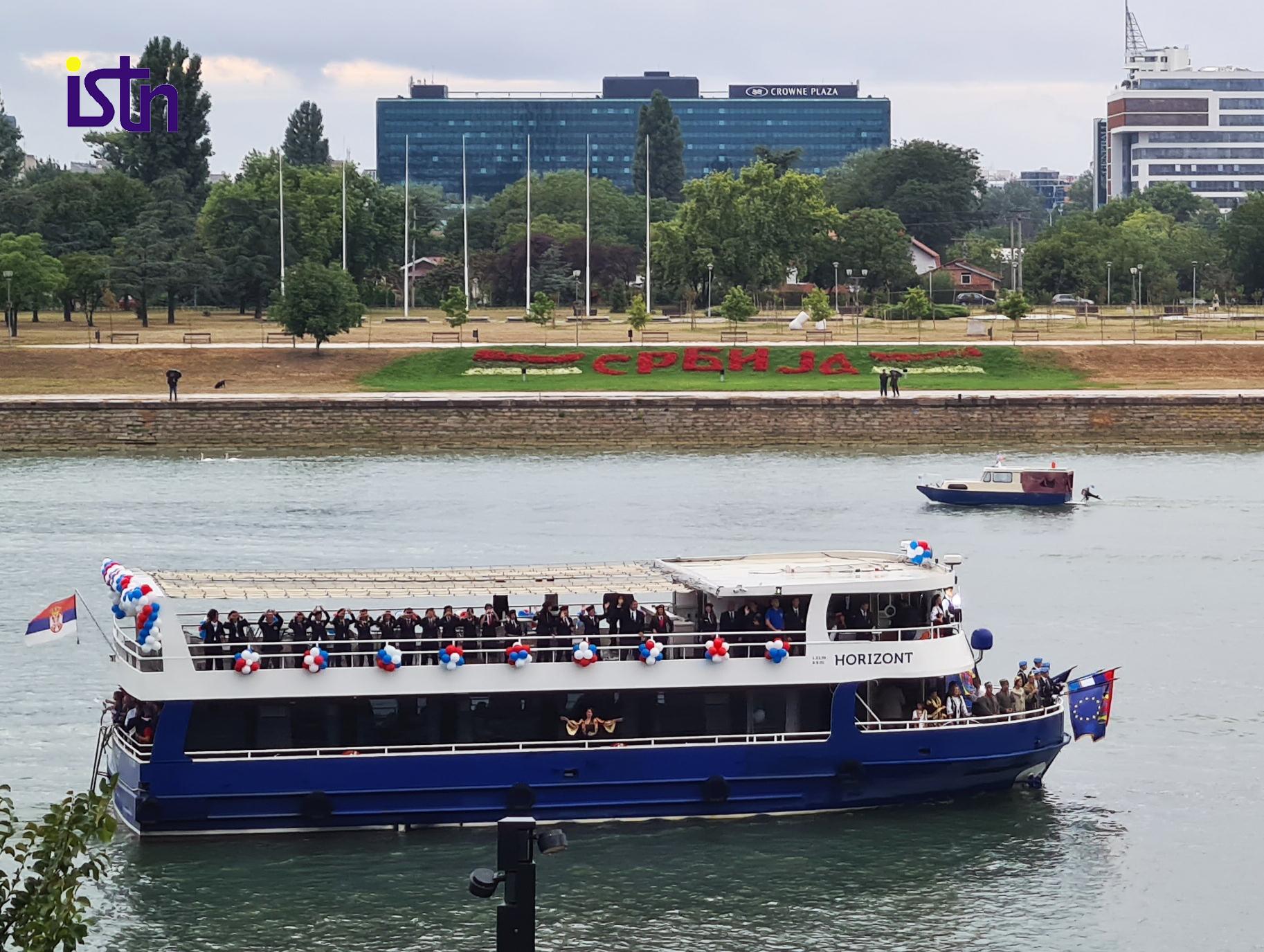 Karneval brodova 2021, brod Horizont, ISTN