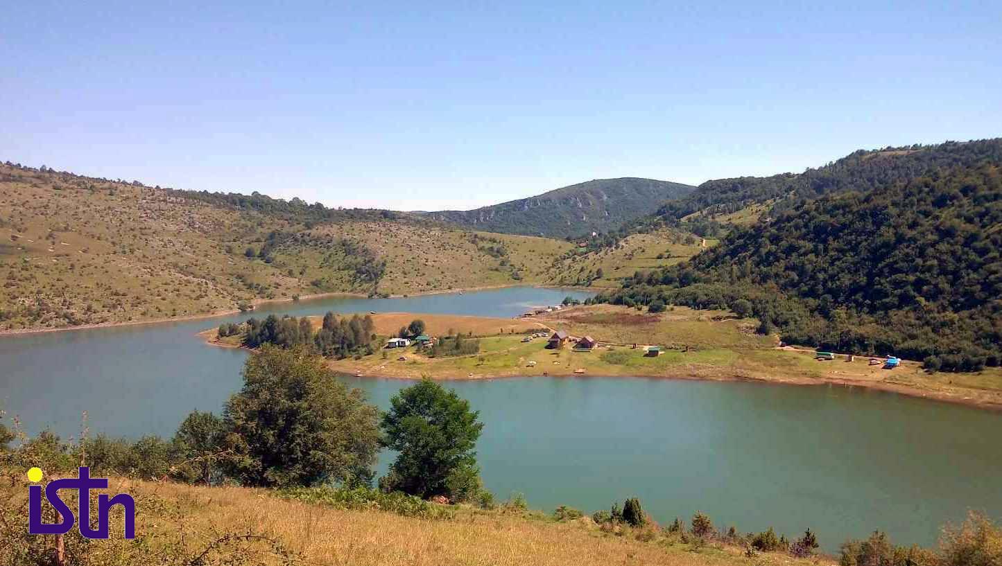 Tara, jezero Perucac, ISTN
