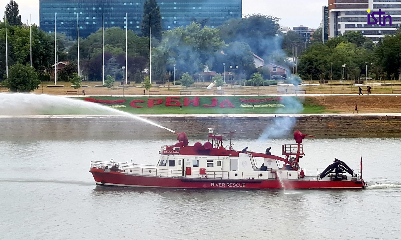 karneval brodova 2021, brod vatrogasac, ISTN